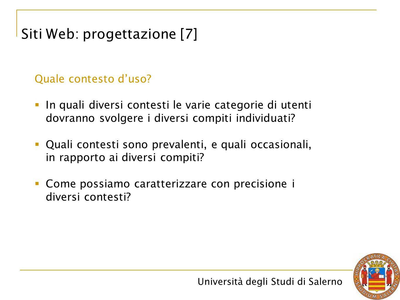 Siti Web: progettazione [7]
